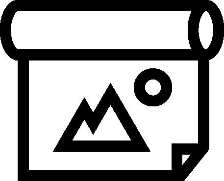 wydruki na folii do podświetlen